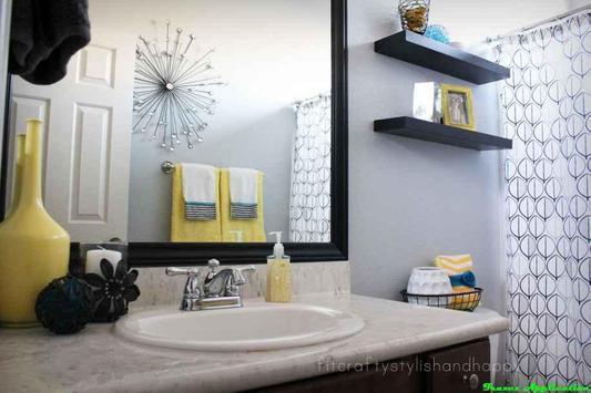 Bathroom Accessory Design Idea poster