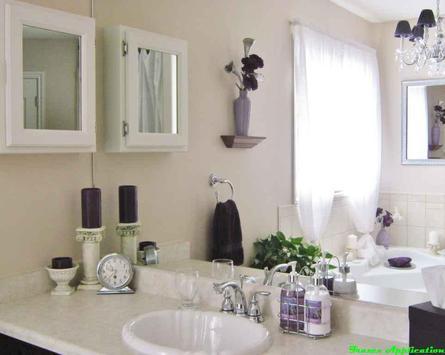Bathroom Accessory Design Idea apk screenshot