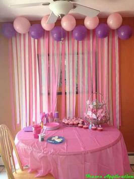 DIY Baby Shower Party Decor apk screenshot