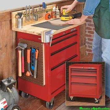 DIY Garage Workbench Ideas Apk Screenshot