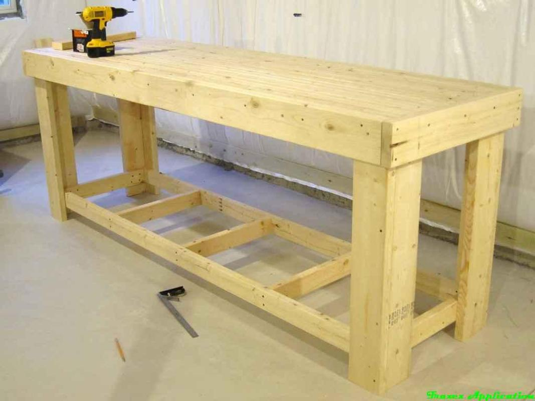 DIY Garage Workbench Ideas For Android