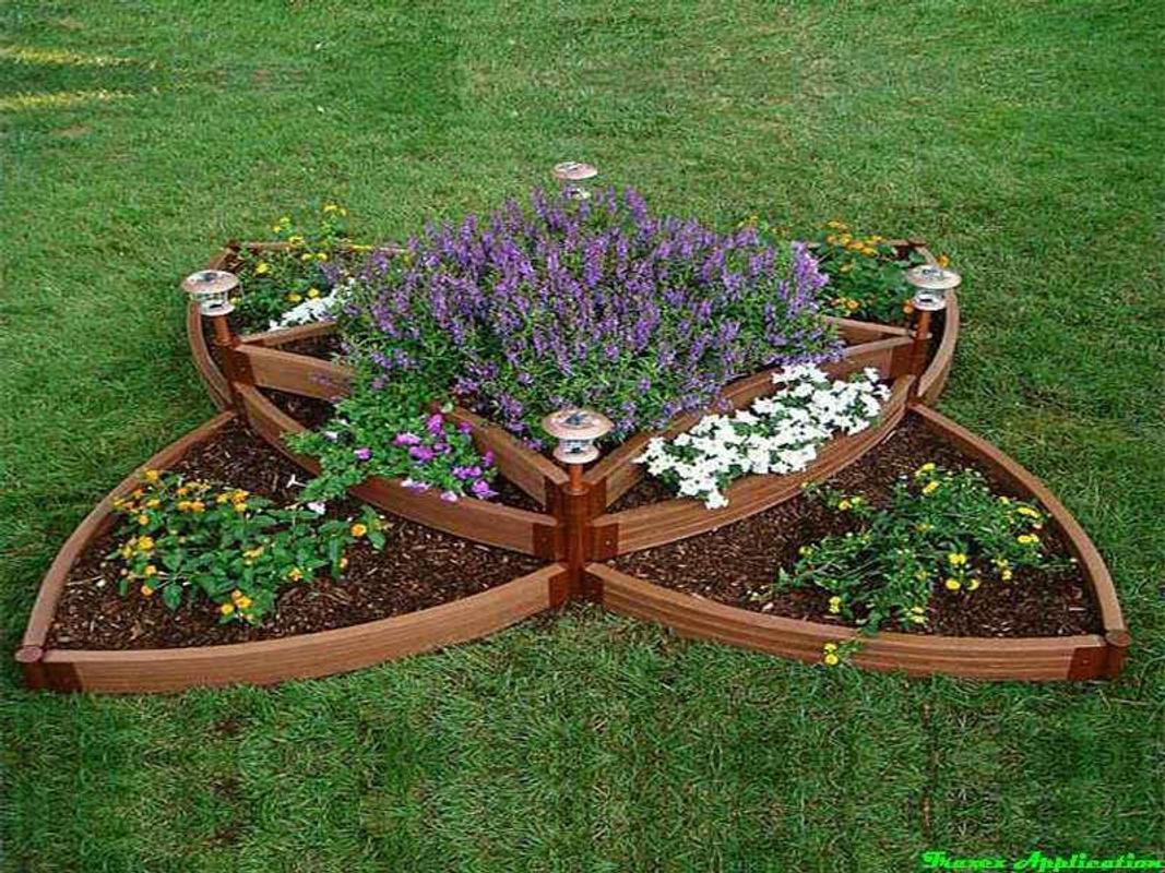 Diy garden bed edging ideas apk baixar gr tis for Diy garden bed edging