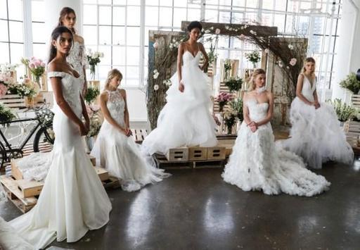 Trend Wedding Dress 2018 poster