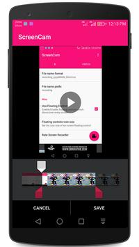 Screen Recorder-Editor for android apk screenshot
