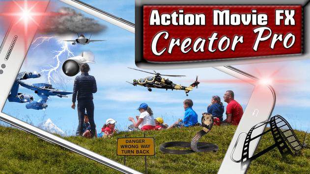 Action Movie FX Creator Pro poster