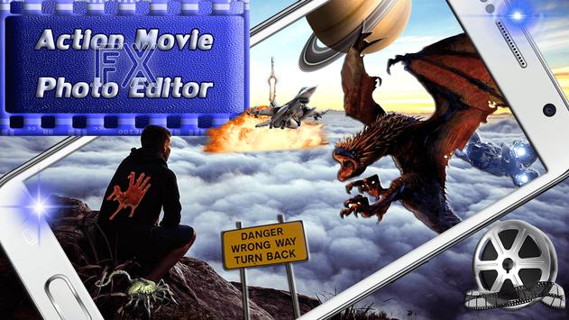 Action Movie FX Photo Editor poster