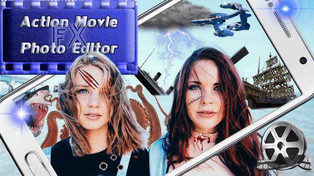 Action Movie FX Photo Editor apk screenshot