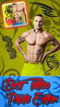 Best Tattoo Photo Editor apk screenshot