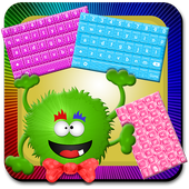 Cute Color Keyboard Themes icon