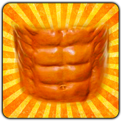 Fake Abs Six Pack Photo Editor icon
