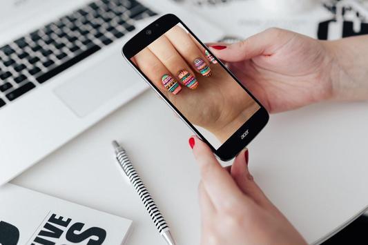 Trendy Nail Art Designs screenshot 2