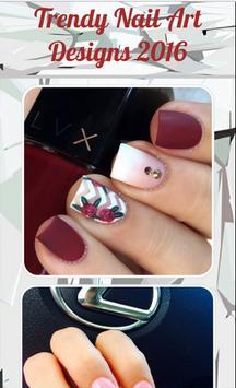 Trendy Nail Art Designs 2016 screenshot 1
