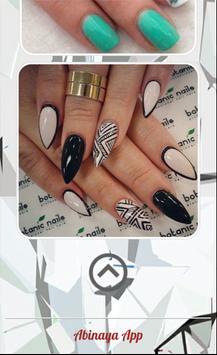Trendy Nail Art Designs 2016 apk screenshot