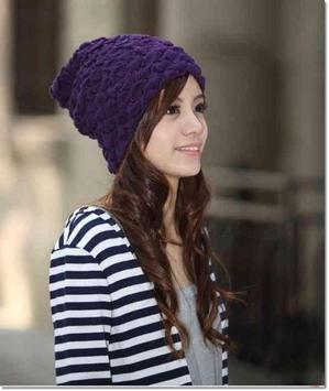 Trendy Girls Hats Fashion Style Ideas poster