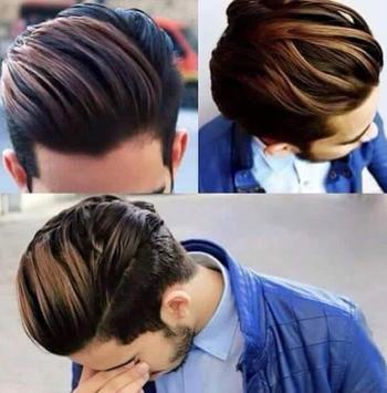 Trendy Haircut for Men screenshot 5