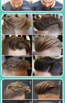Trendy Haircut for Men screenshot 1
