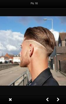 Trendy Haircut for Men screenshot 3