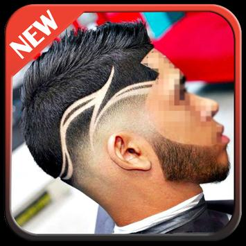 Trendy Hairstyle for Men poster