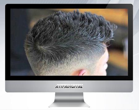 Trendy Hairstyle for Men apk screenshot