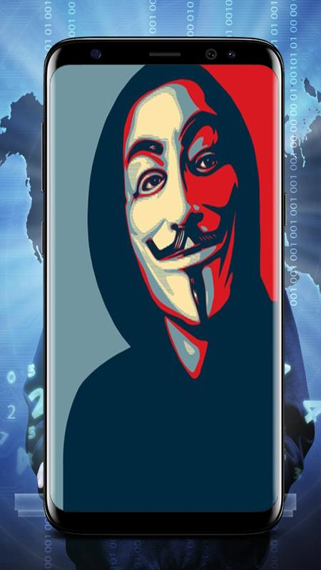 Free Anonymous Hacker Wallpaper For Android Apk Download