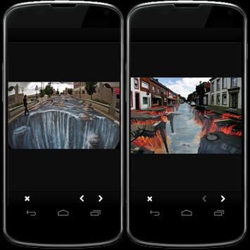 3D street artwork apk screenshot
