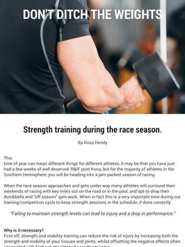 Age Group Triathlete Magazine screenshot 13