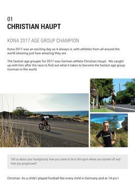 Age Group Triathlete Magazine screenshot 6