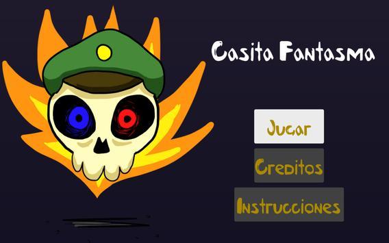 Casita Fantasma poster