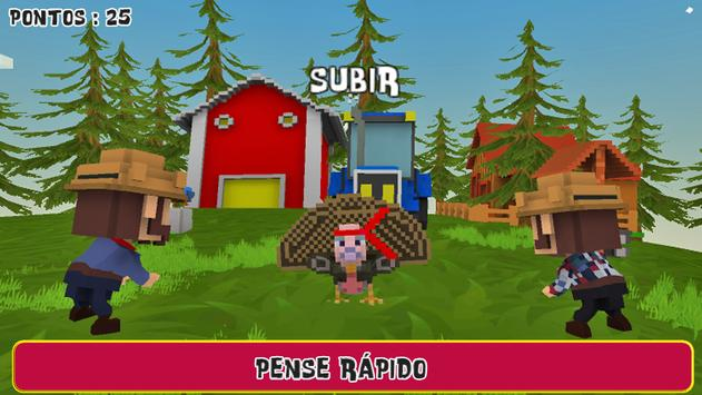 Fuga da Fazenda :  Escape Peru Craft screenshot 4