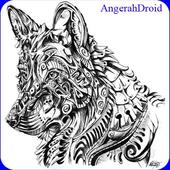 Tatto Tribal Design Ideas icon