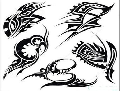 Tatto Tribal Design Ideas screenshot 1