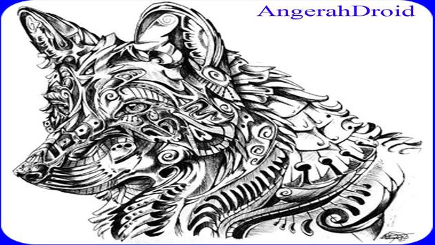 Tatto Tribal Design Ideas screenshot 5