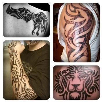 Tribal Tattoo Designs apk screenshot