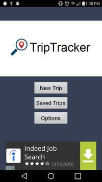 Trip Tracker App poster
