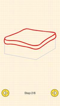 How To Draw Food screenshot 2
