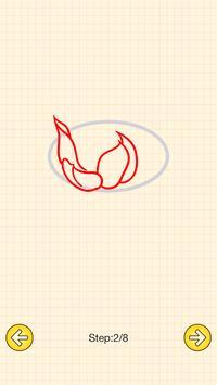 How To Draw Flowers Tattoo screenshot 2
