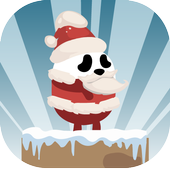 Panda Stick: Avoid the Grinch icon