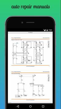 auto repair manuals screenshot 8