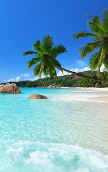 Tropical Beach Live Wallpaper Apk Download Free Personalization Screenshot Android