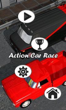 Truck Racer poster