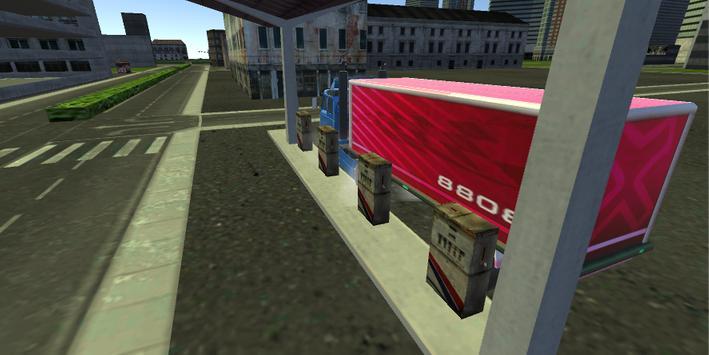 Truck Driving City screenshot 1