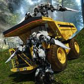Truck Robot Simulator PRO icon