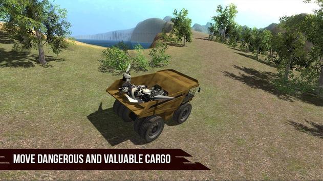 Truck Robot Simulator PRO apk screenshot