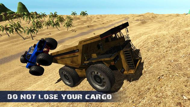 Trucks Monster Rally Bigfoot apk screenshot