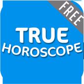 True Horoscope Free icon