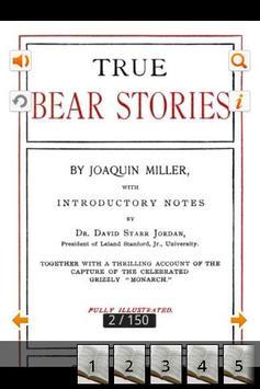 True Bear Stories apk screenshot