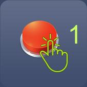 Level Button Xp Boost 1 icon