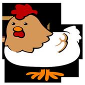 Bomber Chicken icon