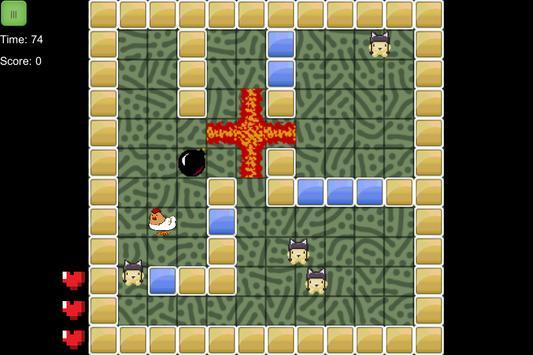 Bomber Chicken apk screenshot