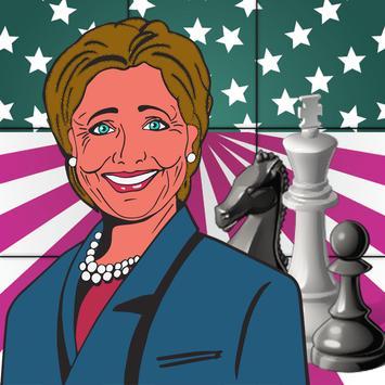 Trummp Vs Clinton - TicTacToe apk screenshot